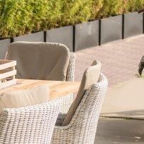 4seasons outdoor indigo dining provance detail 2