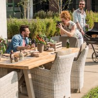 4seasons outdoor indigo dining provance tuinset hoofdfoto