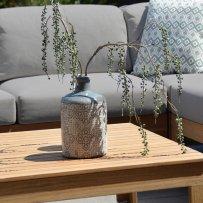 4seasonsoutdoor mistral teak loungeset detail 4
