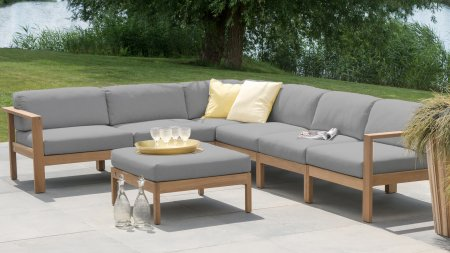 4seasons outdoor lido loungeset teak