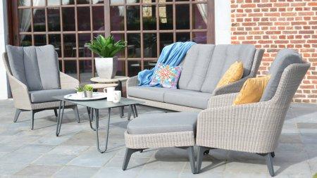 4seasons outdoor luxor loungeset