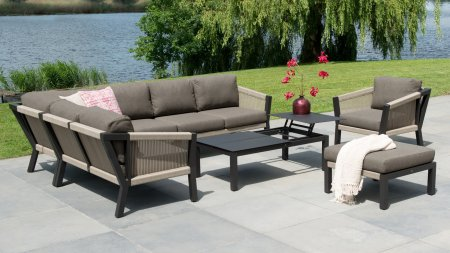 4seasons outdoor oslo loungeset