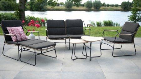 4seasons outdoor scandic lounge set
