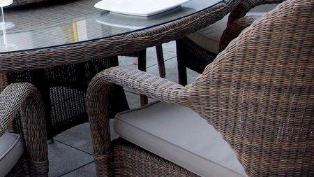 4seasons outdoor sussex dining tuinstoel