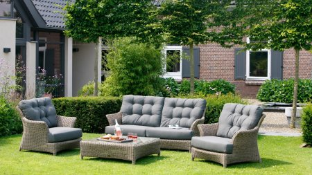 4 seasons outdoor valentine loungeset pure