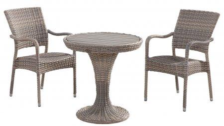 4seasons outdoor dover lagun stapelstoel