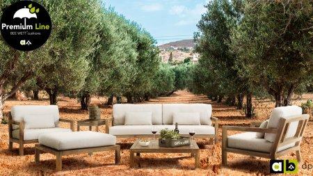applebee loungeset olive