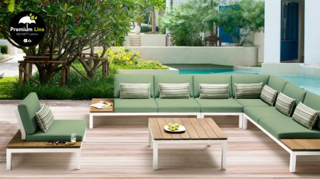 applebee pebble beach loungeset forrest breeze