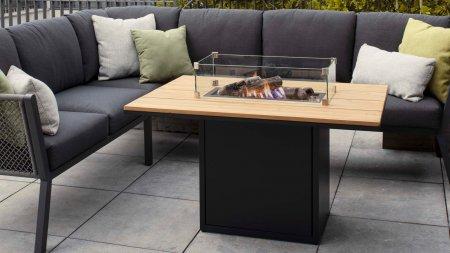 cosifires cosiloft bartable high dining table vuurtafel