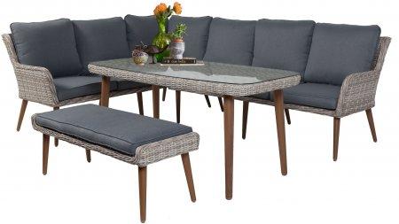 s en s line columbia lounge-diningset