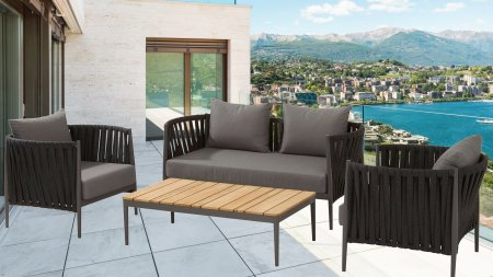 taste 4seasons cantori loungeset