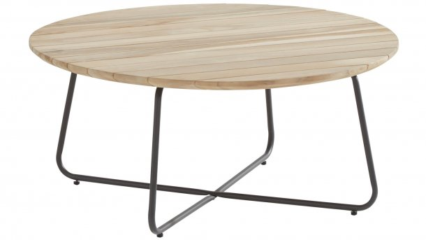 4 seasons outdoor axel salontafel 90cm teak