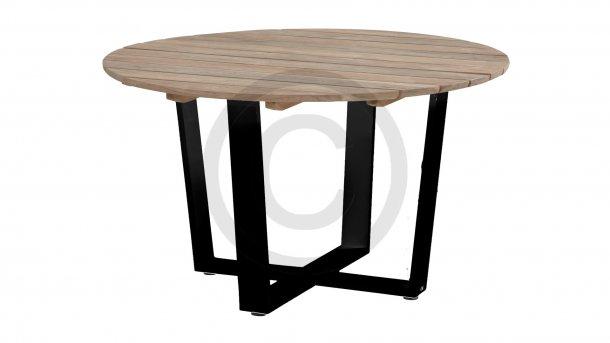 4 Seasons Outdoor Cricket Tisch Ø 130cm Black