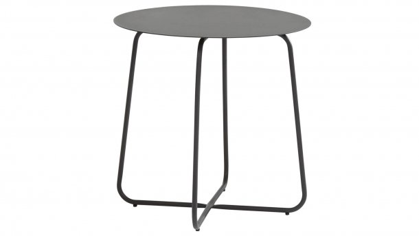 4 seasons outdoor dali dining tafel 73cm antraciet