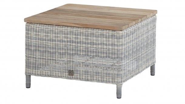 4 seasons outdoor indigo loungeset hoektafel