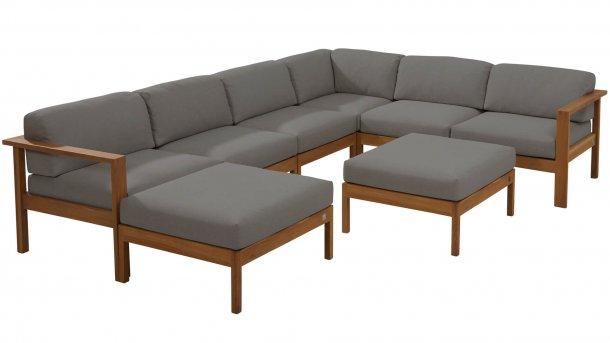4seasons outdoor lido loungeset