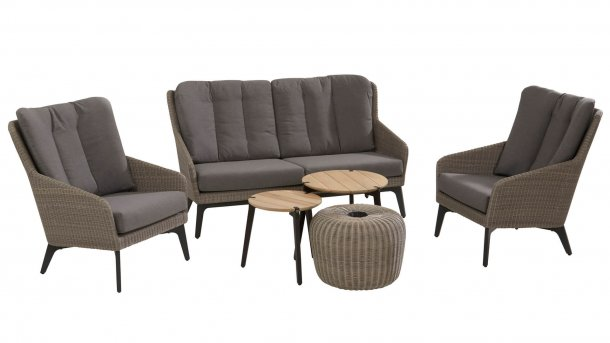 4seasonsoutdoor luxor loungeset