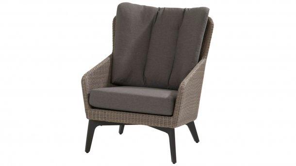 4seasonsoutdoor luxor loungestoel