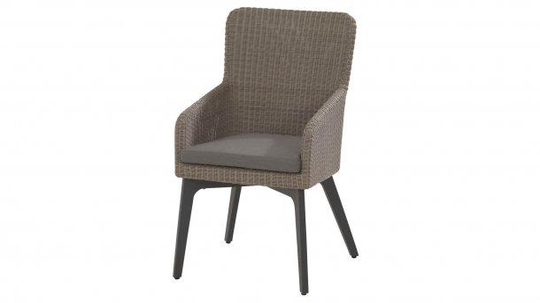 4 seasonsoutdoor luxor dining stoel