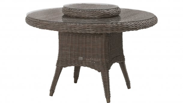 4seasons outdoor madoera tafel 130cm