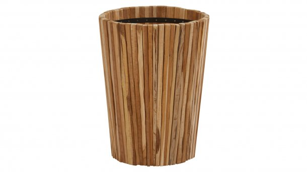 4 Seasons Outdoor Planter Miguel Medium Pflanzenkübel Teak