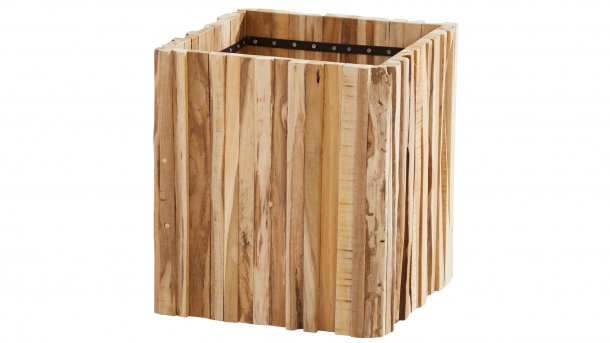 4 seasons outdoor miguel planter vierkant 45x45x50cm
