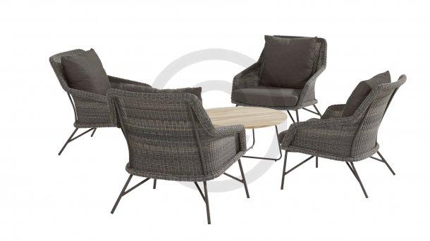 4seasons outdoor samoa loungeset