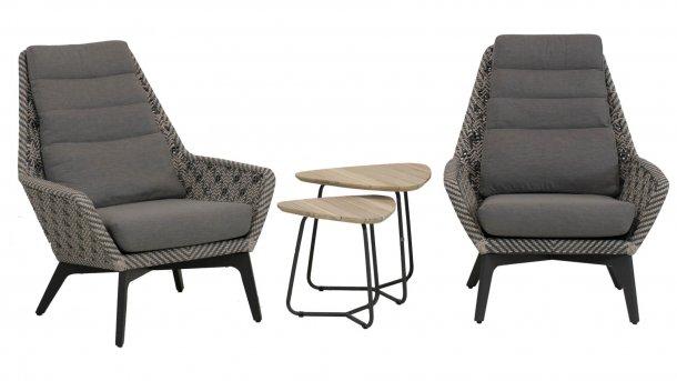 4seasons outdoor savoy loungeset
