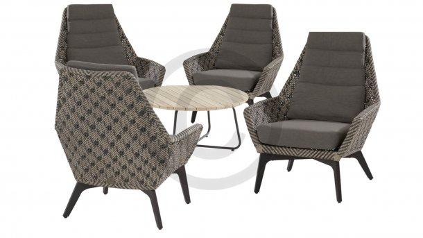 4 seasons outdoor savoy lounge