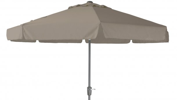 4 Seasons Outdoor Toledo Parasol Ø 300cm Taupe