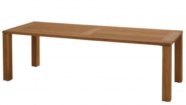 4 Seasons Outdoor Union Tafel Teak