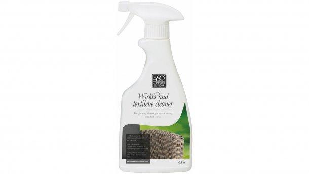 wicker en textilene cleaner