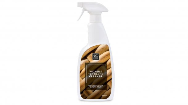 4seasons outdoor maintenance 60012 wicker en textilene cleaner
