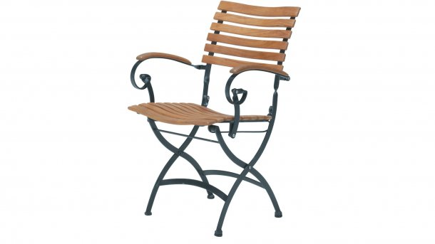 4seasons outdoor bellini klap stoel