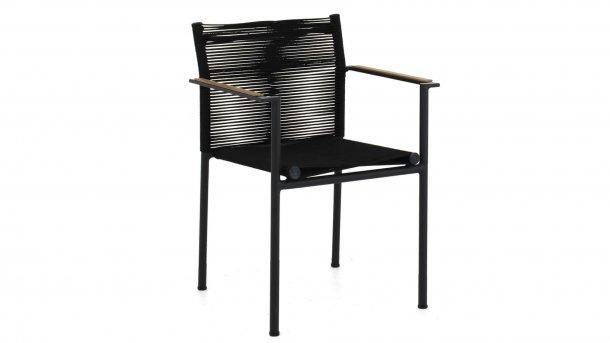 applebee jakarta dining stoel black