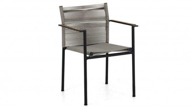applebee jakarta dining stoel grey