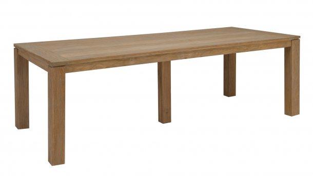 applebee oxford teak tafel 400cm