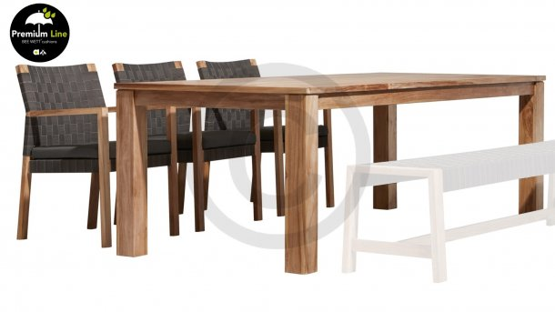 applebee square dining tuinset tafel oxford