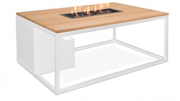 cosi fires cosiloft salontafel 120cm white teak natural jpg