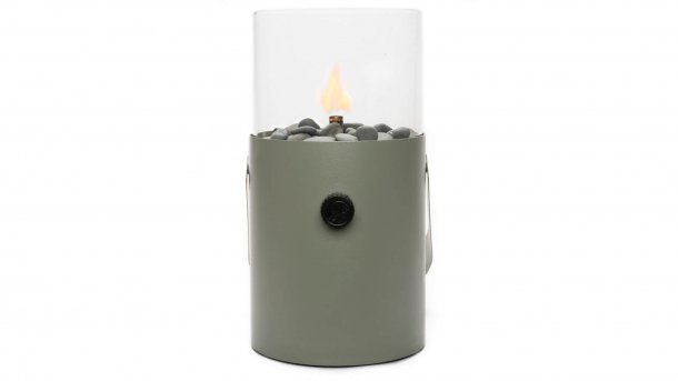 cosifires cosiscoop lantaarn olive original Gaslantaarn