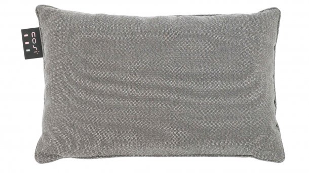 cosifires cosipillow heat with batteri knitted grey 40x60cm