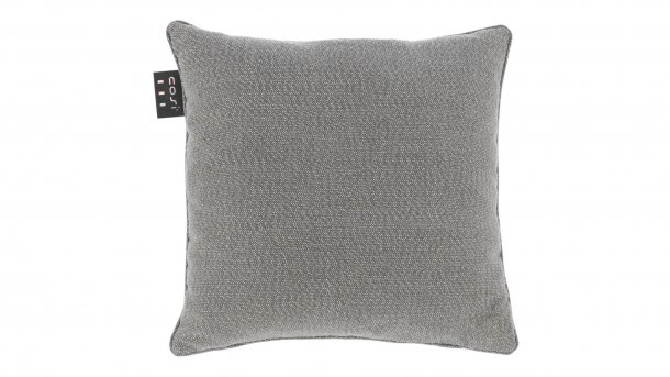 cosifires cosipillow heat with batteri knitted grey 50x50xcm