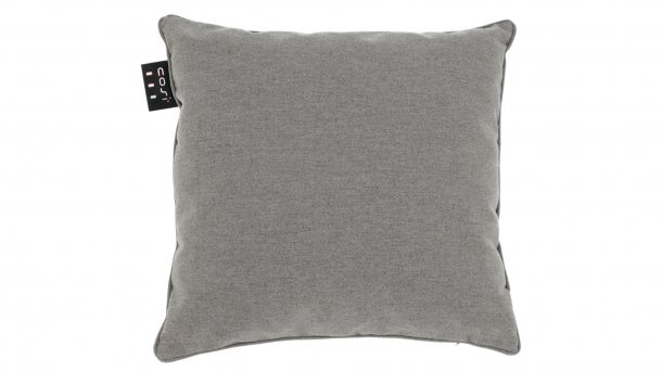 cosifires cosipillow heat with batteri solid grey 50x50cm