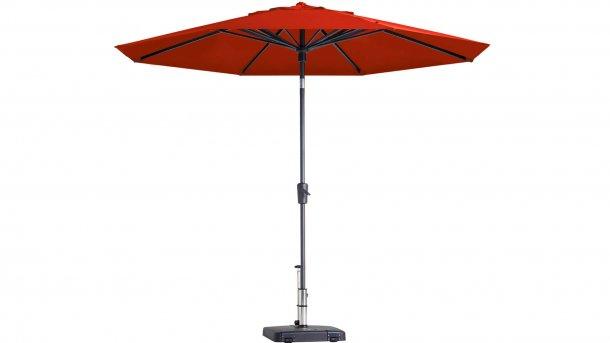 madison parasol paros 2 300 brick red