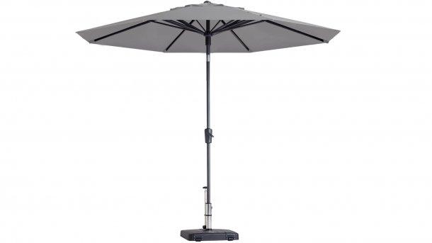 madison parasol paros 2 300 light grey
