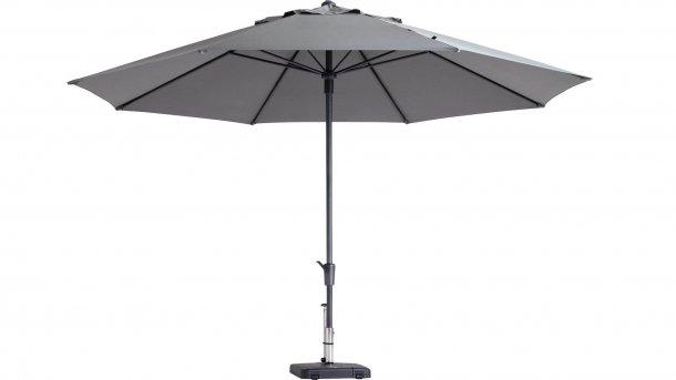 madison parasol timor 400cm light grey