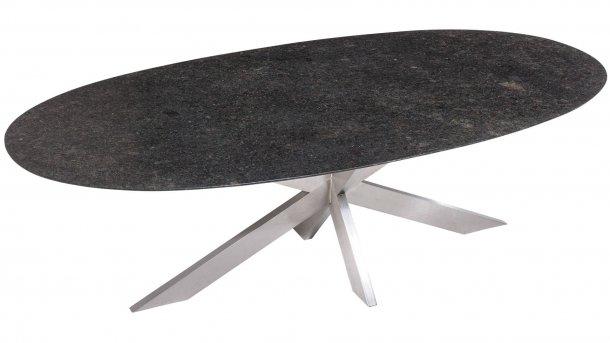 studio 20 munchen tafel ovaal pearl black
