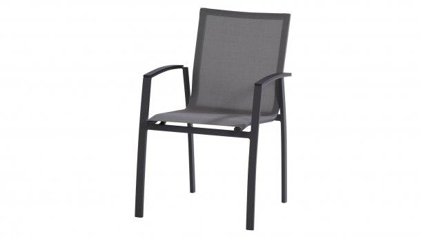 taste-by-4-seasons torino matt carbon chair