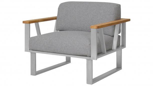 zebra belvedere lounge stoel