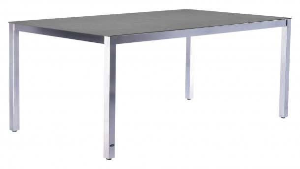 zebra opus tafel rvs met sela beton